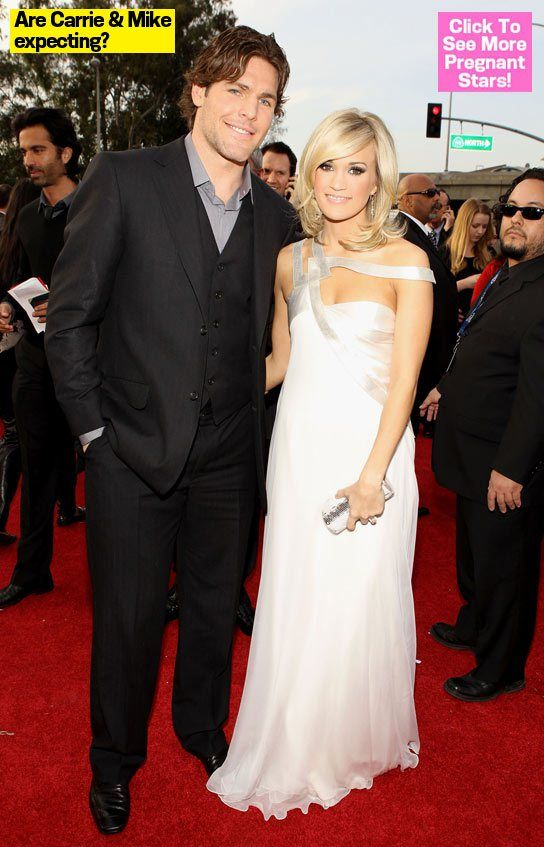 Carrie Underwood Pregnant with Twins   Carrie Underwood Is Reportedly Two Months Pregnant!