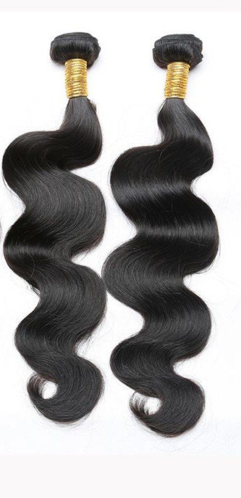 PL Brazilian Body Wave Hair Extensions - Grade 8A