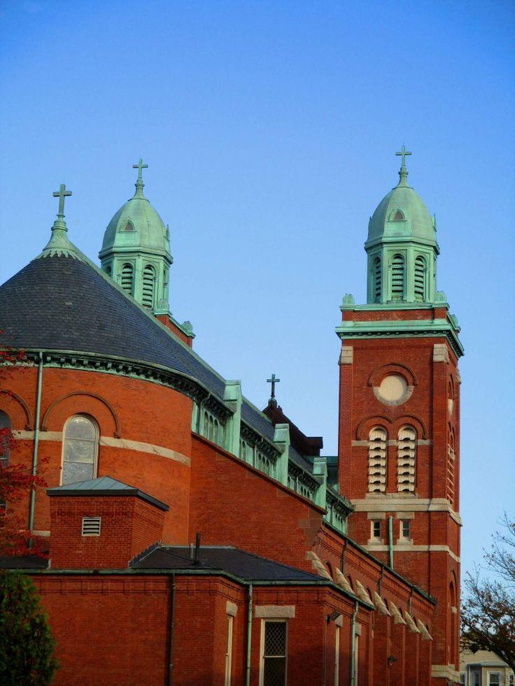 Mt. Carmel church, Southend  New Bedford