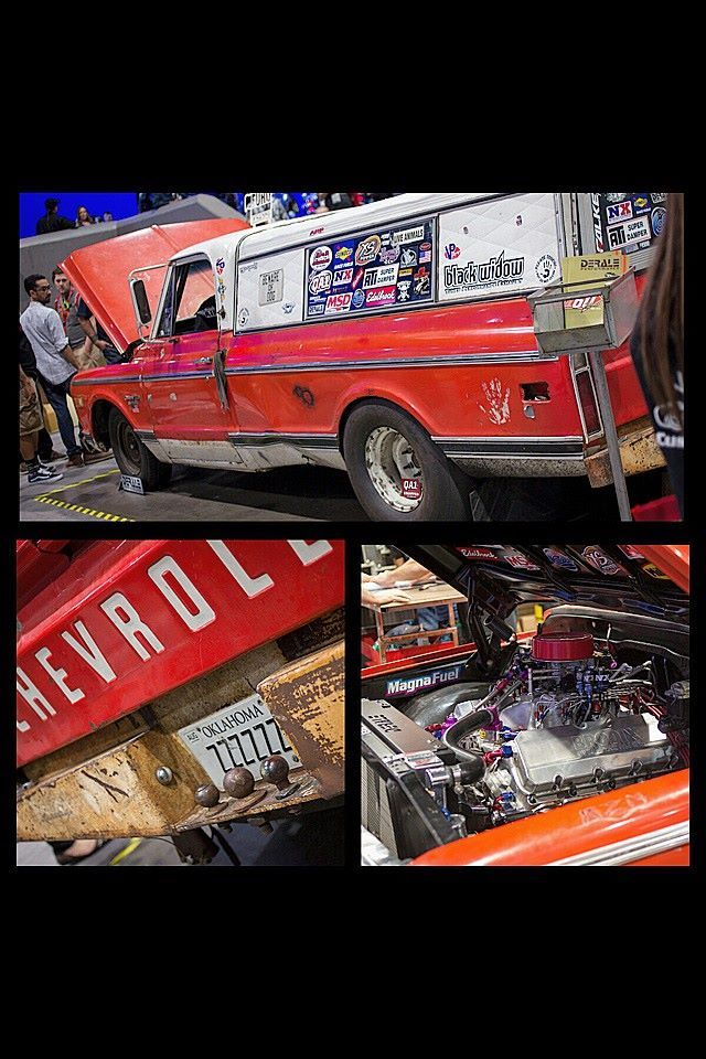 """Farm truck. Sneaky truck from """"Street Outlaws"""""""