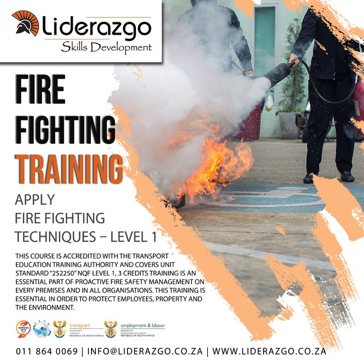 Training is an essential part of proactive Fire Safety
