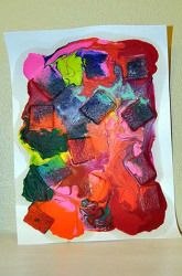 Activities: Make Baked Crayon ArtColors Crafts, 10 Colors, Broken Crayons, Melted Crayon Art, Melted Crayons, Baking Crayons, Crayons Art, Preschool Summer, Colors Medley