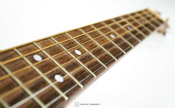 PARLOR Guitar  (Martin - Stauffer style) - Unbrandit