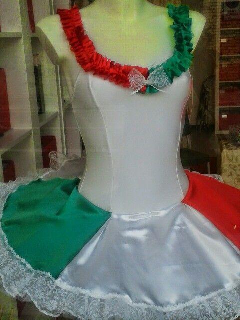 Tutù bandiera italiana