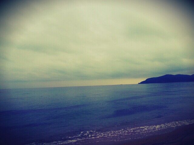 #cloudy #peaceful #evening