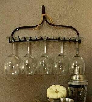 Sweet!  Upcycling!