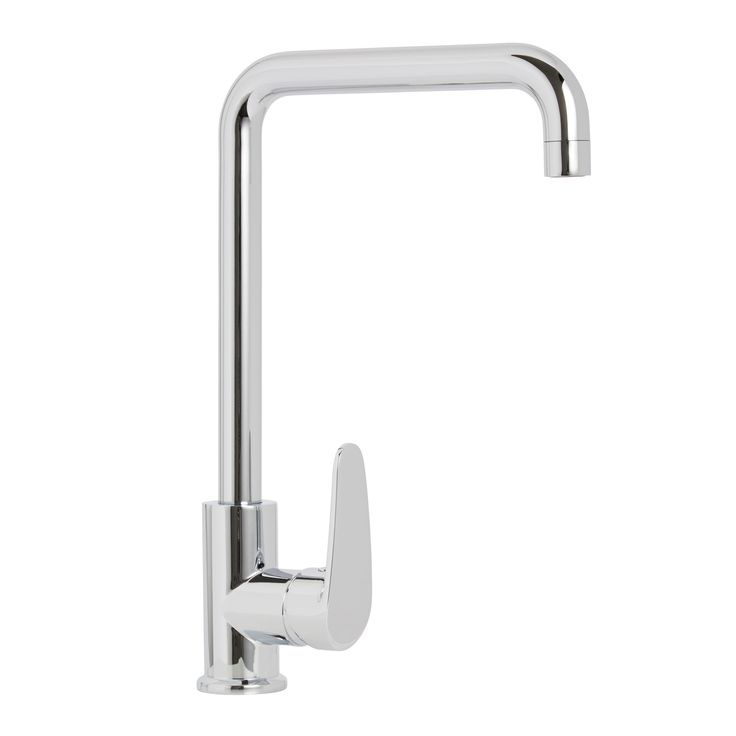 Cooke & Lewis Berloi Chrome Finish Kitchen Monobloc Tap | Departments | DIY at B&Q