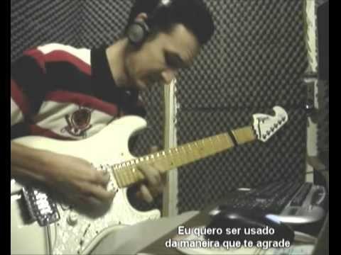 Um dos Maiores Guitarrista Gospel do Brasil Solando um dos mais Belos Louvores - YouTube