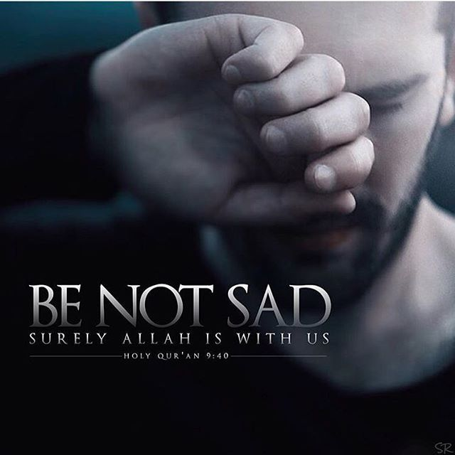 We will all face trials. What is the best way to deal with them when afflicted? Allah has the BEST advice: