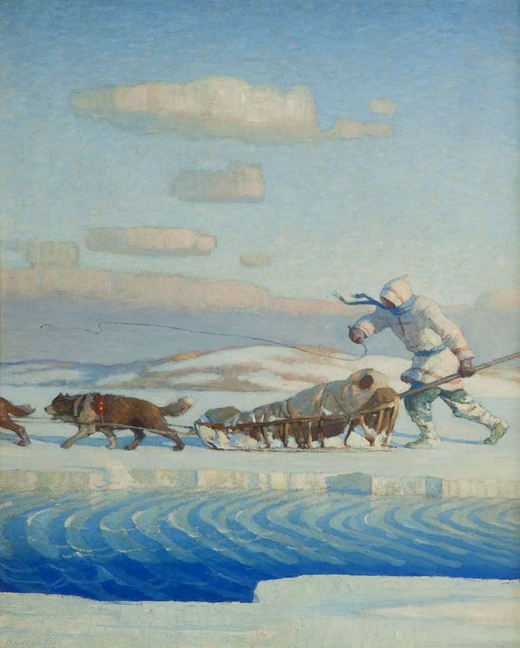 N.C. Wyeth: A Collection Of Illustrations And Posters