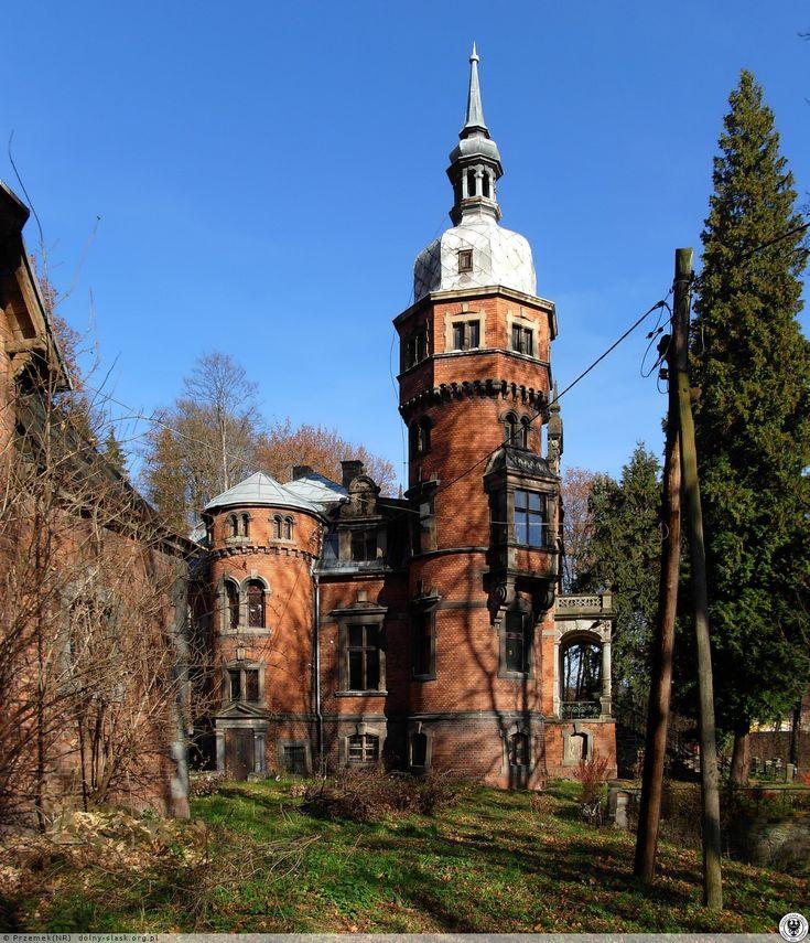 Nowa Ruda - willa Conrad