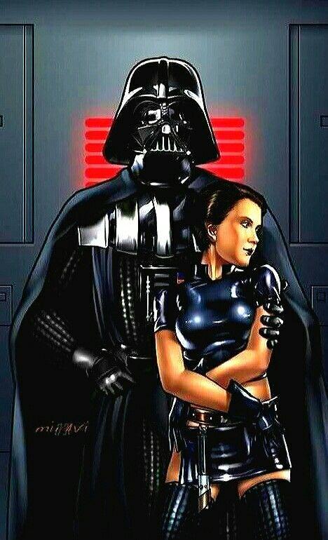 Daddy 39 s girl starwars vaisseau spatial et vador - Vaisseau de dark vador ...