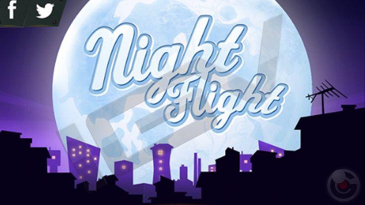 Night Flight - iPhone Gameplay Video