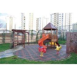 Ahşap Oyun Parkı                              Moment Metal & Mobilya Tel: 0533 163 38 30 E-posta: info@momentmetal.com Web: www.momentmetal.com