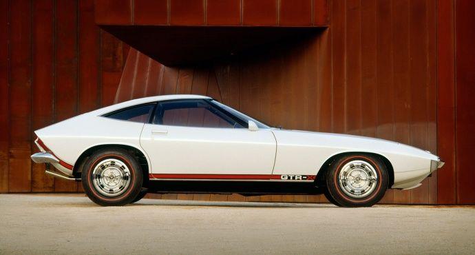 The 1970 Holden Torana GTR-X concept almost became Australia's 240Z | Classic Driver Magazine