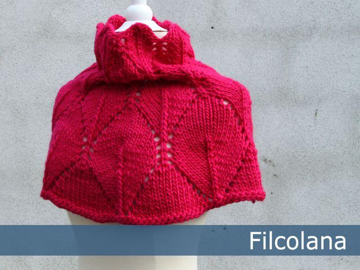 Knitting Patterns Galore - Klokkeblomst