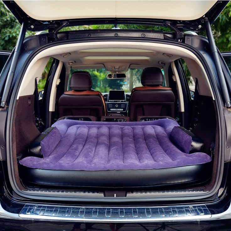 SUV Air Mattress Camping Bed,Outdoor SUV Dedicated Mobile Cushion Extended Travel Mattress Air Bed Inflatable for SUV Back Seat,Swimming Sea Beach,Holiday,Fit 95% SUV. ◆2016 New Design, 95% of The SUV Compatible, Such As Audi Q5/Q7, Opel Antara, BMW X5, Benz GX, Cadillac SRX, Cayenne, Outback, Forester, Subaru XV Santa Fe, Enclave, Encore, GL8, Explorer, Escape, Toyota RAV4/5, Prado, Land Cruiser, Highlander, Honda CRV, Odyssey, Compass, Patriot, Grand Cherokee, Touareg, Tiguan, Amarok ...