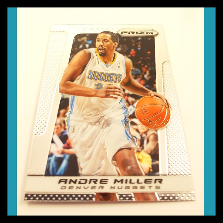 Andre Miller Basketball Card (2013-14 Prizm)