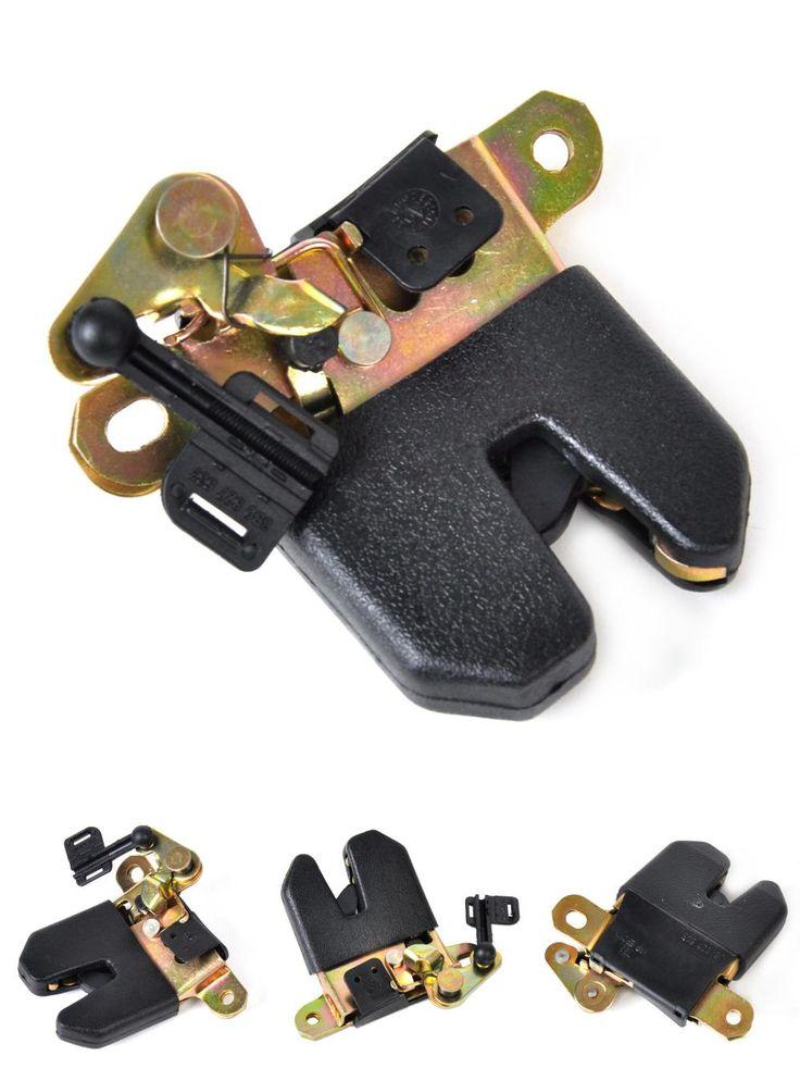 [Visit to Buy] 1Pc New Black Rear Trunk Latch Lock Actuator for VW Volkswagen Jetta Bora 1999 2000 2001 2002 2003 2004 2005 1J5 827 505  #Advertisement