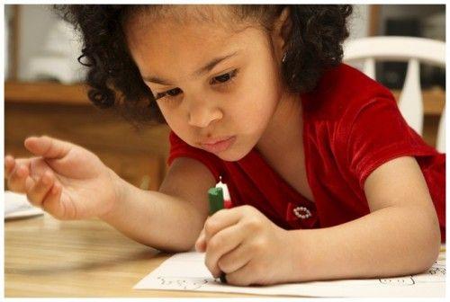Basic Skills Children pre Kindergaten