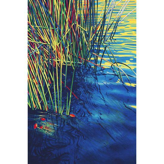 """Blue Haven"" limited edition by Susan Schmidt"