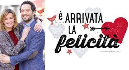 E' arrivata la felicità  Angelica è una vedova e madre di due gemelle che sta per risposarsi con il facoltoso Vittorio. Incontra Orlando, architetto