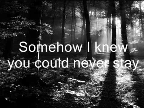 ▶ Anathema - One Last Goodbye (Lyrics) - YouTube
