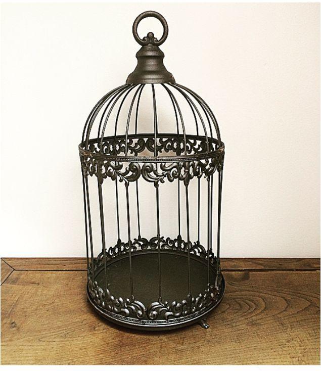 Les 25 meilleures id es de la cat gorie d coration de cage for Cage a oiseaux decorative