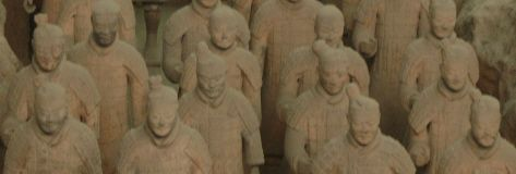 I'll be visiting these guys in a couple of weeks? Anyone got any travel tips from Xi'an?