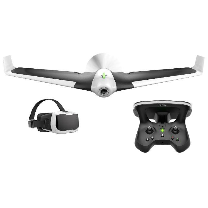 Parrot Drone Parrot Disco avec pack FPV Blanc à 1 299 EUR sur lick.fr