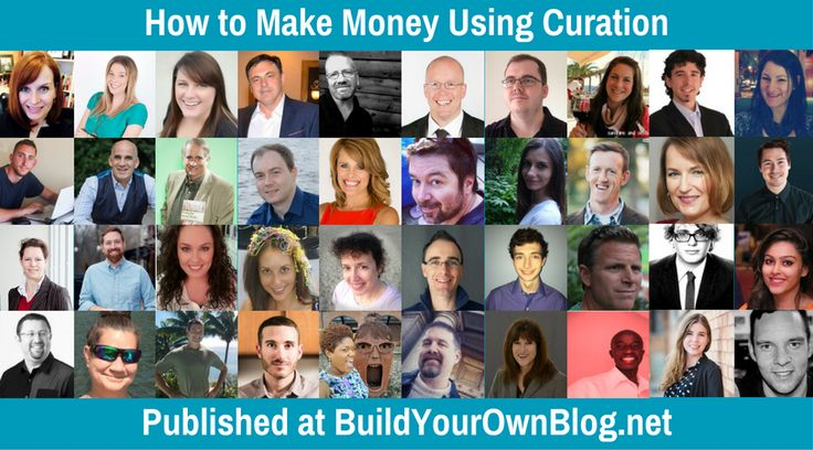 Content curation, when done well, makes many bloggers a lot of money. How? These 40 experts share what they know about content curation.
