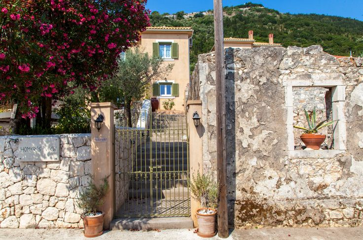 whatsongreece | ithaca boutique villas