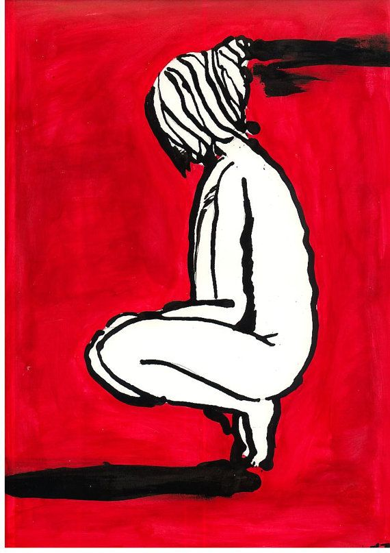 Red 1 on Etsy, €59.00