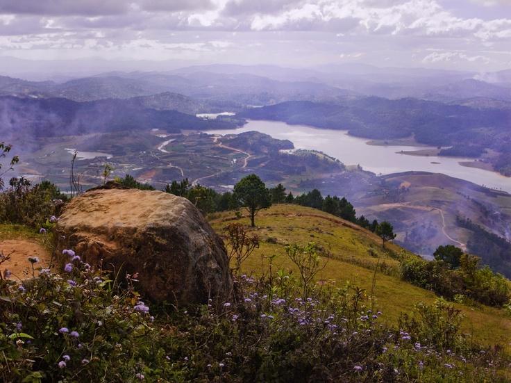 Vietnam high view, 2010