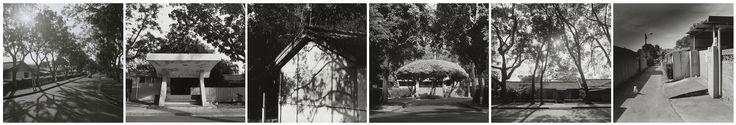 中興新村 季惠民 攝影 76.5x385x2.6cm V依展場空間而定