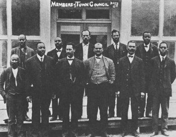 """The town of Boley, located in the western part of Okfuskee County in Oklahoma, was one of the most vibrant black towns in all of the Indian Territory in the early 20th century. It was also once described by Booker T. Washington as """"the finest black town in the world."""" At the time, Boley had …"""