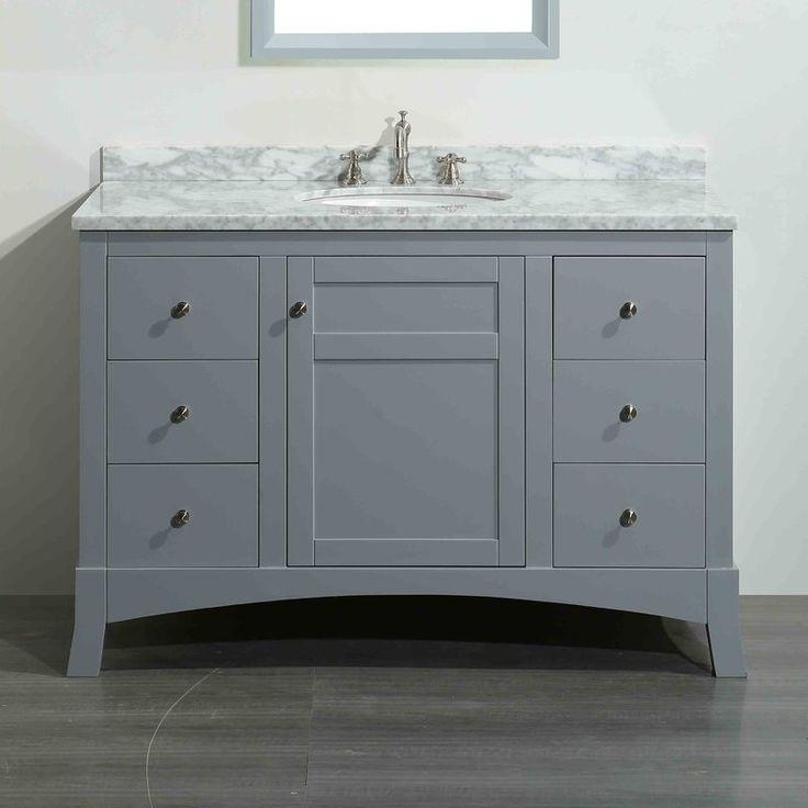 Grey Bathroom Vanity, Gray Bathroom Vanities And