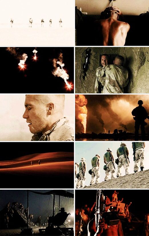 Jarhead. Welcome to the Suck