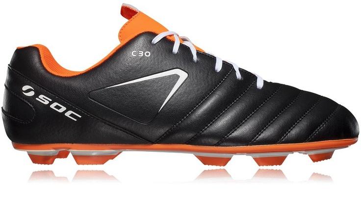 Fotbollsskor i syntetskinn, SOC M VS C30 FG S13. #fotbollsskor #fotboll Se alla fotbollsskor på http://www.stadium.se/sport/fotboll/fotbollsskor