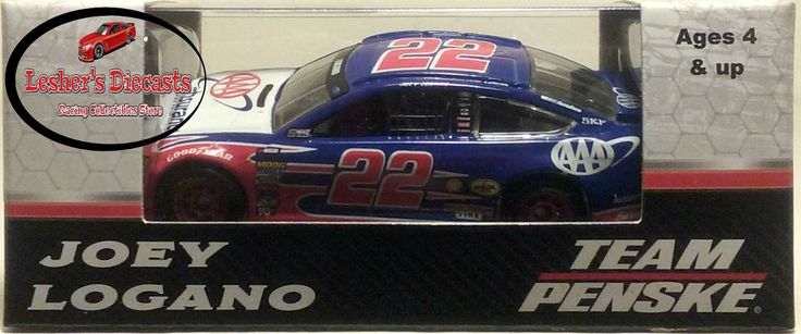 Joey Logano 2017 #22 AAA Insurance 1:64 ARC -