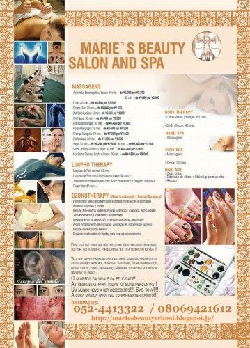 Maries Beauty Salon School Ofrezco Servicios y Cursos de Estetica , Cosmiatria , Cosmetologia , Manicure, Pedicure, Disenho de Unhas Artisticas, Maquillaje Permanente , Terapias Alternativas...