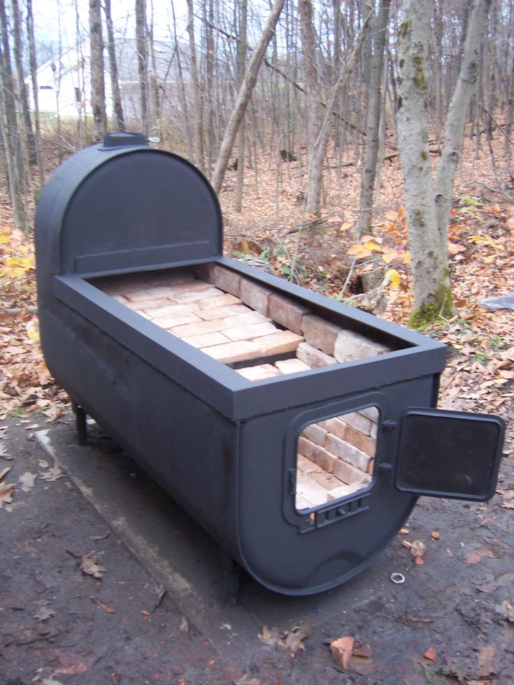 homestead back to nature - barrel stove for maple sap reduction