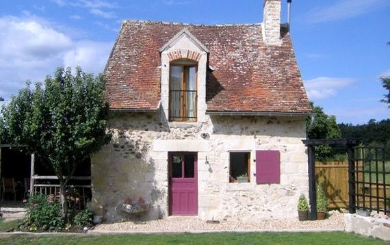 Chene, the perfect cottage for two, and room for up to two more under 5's!