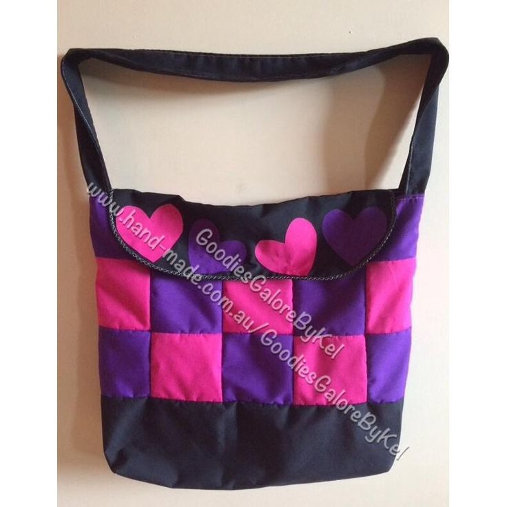 $60 Nappy Bag ... Large by GoodiesGaloreByKel on Handmade Australia