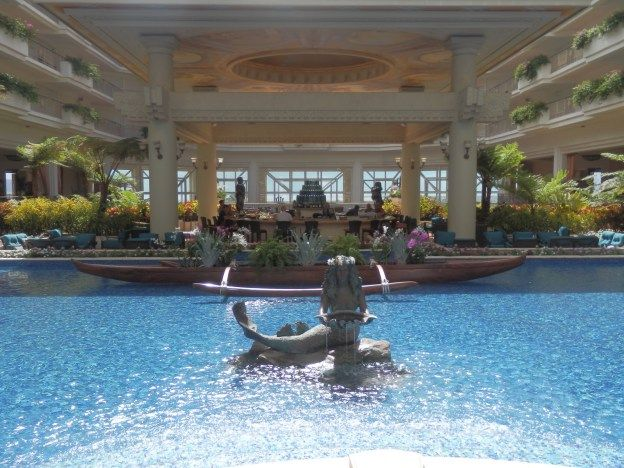 Review of the Grand Wailea Hotel in Maui, Hawaii, USA by Wilson Travel Blog