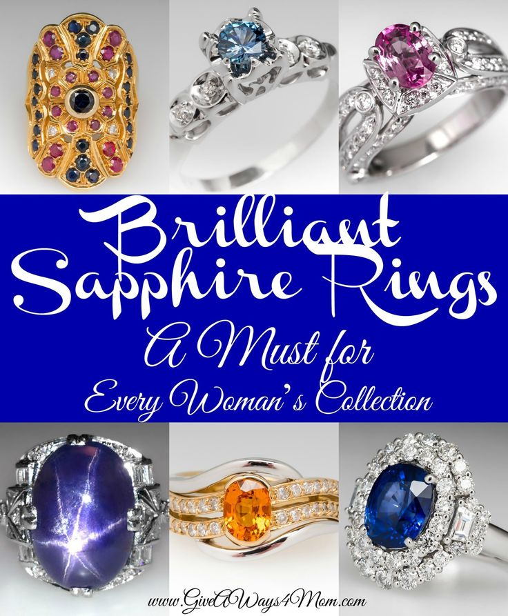 Brilliant Sapphire Rings – A Must for Every Woman's Collection + Instagram Giveaway http://giveaways4mom.com/2017/04/brilliantsapphireringsbyeragem/