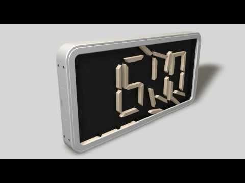 ClockMatthias Pugin, Switchit Clocks, Pugin Switchit, Time Change