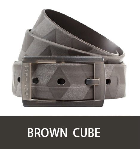 fashion belt Brown Tie-Ups