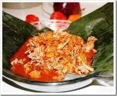 Cochinita Pibil recipe from Yucatan/Receta de Cochinita Pibil