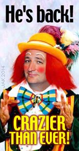 Yippee! The 2016 Republican Presidential Candidate Clown Car Cavalcade Is Now Underway! | BoardGameGeek | BoardGameGeek
